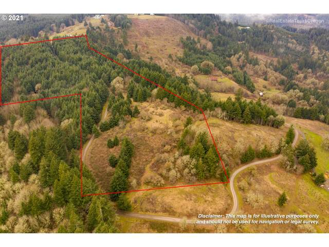 0 NW Bear Rd, Yamhill, OR 97148 (MLS #21281623) :: McKillion Real Estate Group
