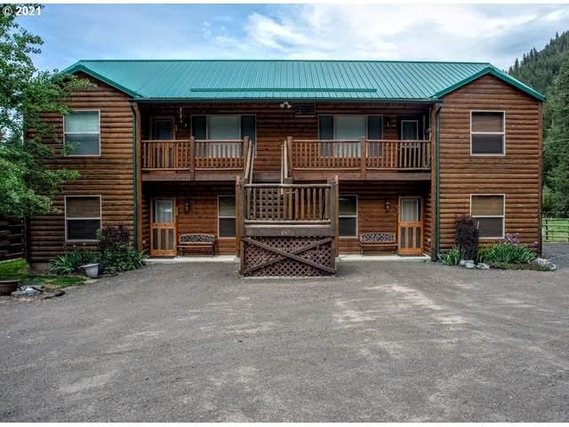64713 Meadow Ln #1, Wallowa Lake, OR 97846 (MLS #21281686) :: McKillion Real Estate Group