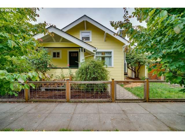 3914 SE Grant St, Portland, OR 97214 (MLS #21281864) :: Windermere Crest Realty