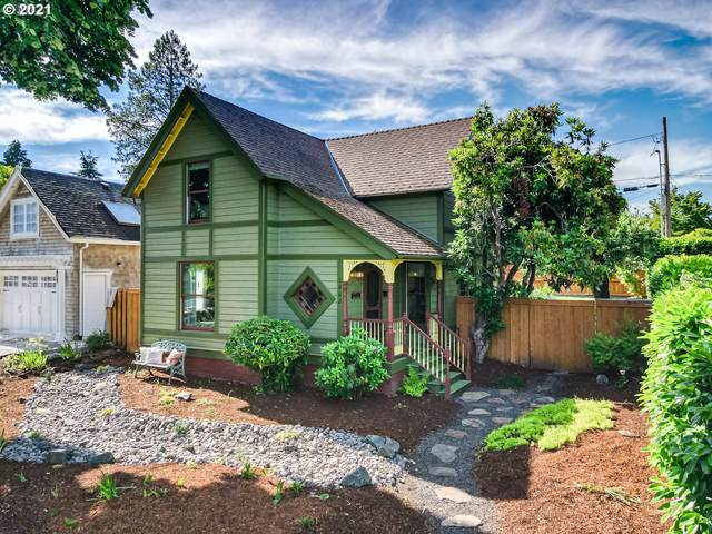 1862 4TH Ave, West Linn, OR 97068 (MLS #21282086) :: Next Home Realty Connection
