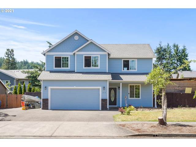 213 Pioneer Dr, Silverton, OR 97381 (MLS #21282203) :: Real Tour Property Group