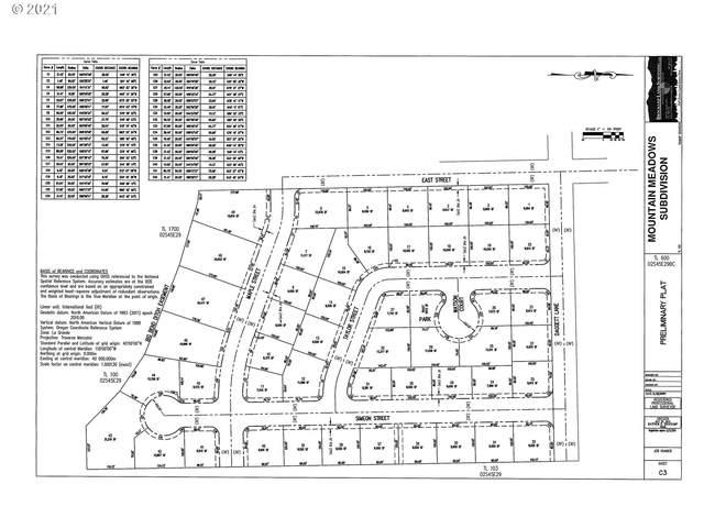 0 Simeon Lot 45, Joseph, OR 97846 (MLS #21282448) :: Fox Real Estate Group