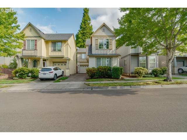 921 SE Tamango St, Hillsboro, OR 97123 (MLS #21282681) :: Keller Williams Portland Central