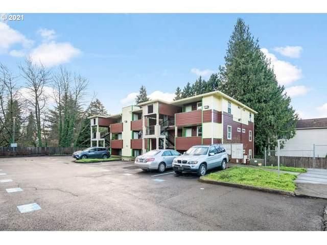 9230 SE Division St #206, Portland, OR 97266 (MLS #21282867) :: Song Real Estate