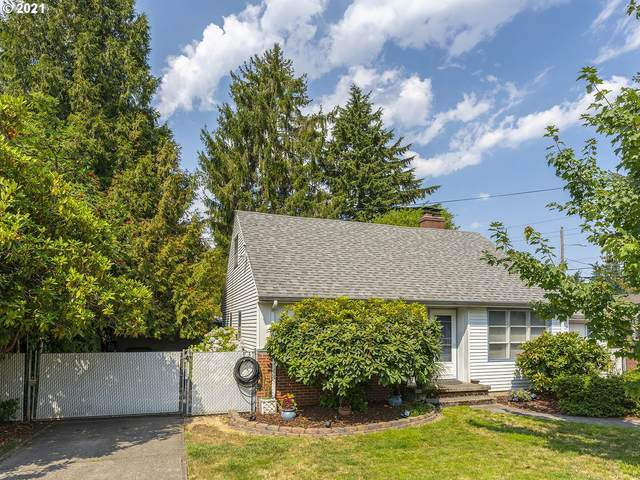 435 NE 114TH Ave, Portland, OR 97220 (MLS #21283335) :: Lux Properties