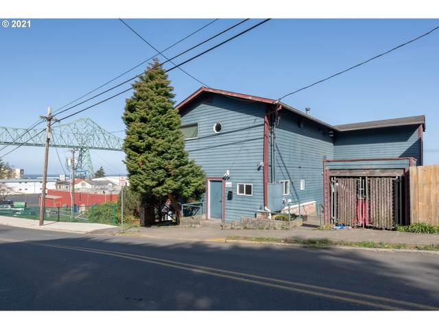 76 W Bond St, Astoria, OR 97103 (MLS #21284000) :: Change Realty