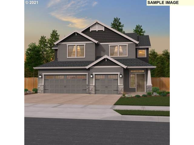 NE 103rd St, Vancouver, WA 98682 (MLS #21284259) :: The Pacific Group