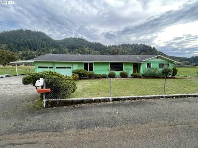 8155 Kilchis River Rd, Tillamook, OR 97141 (MLS #21284442) :: Fox Real Estate Group