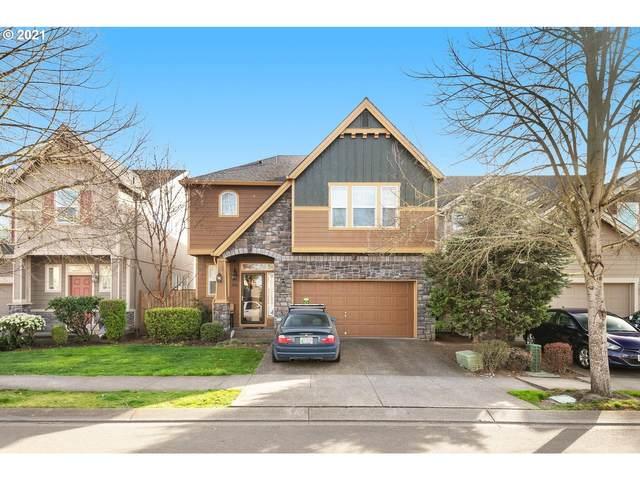 1738 SE Gerhard Dr, Hillsboro, OR 97123 (MLS #21284794) :: Fox Real Estate Group