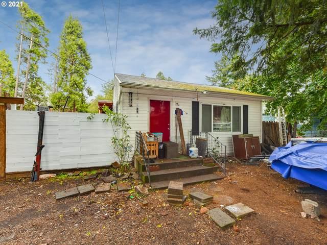 5707 SE Firwood St, Milwaukie, OR 97222 (MLS #21285134) :: Holdhusen Real Estate Group