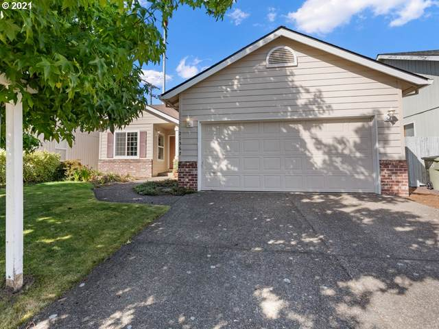 21567 SW Frammy Way, Aloha, OR 97003 (MLS #21285145) :: Townsend Jarvis Group Real Estate