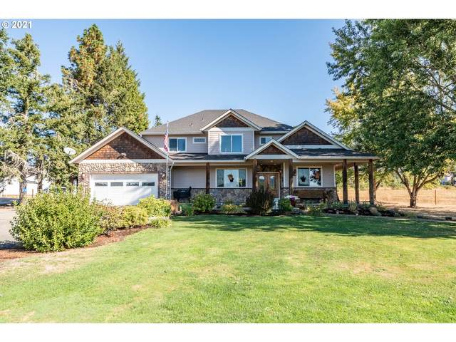 91955 Territorial Hwy, Junction City, OR 97448 (MLS #21285211) :: Townsend Jarvis Group Real Estate