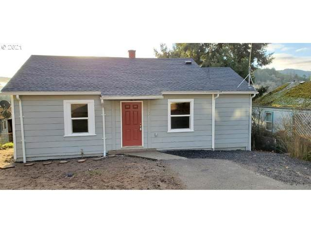 321 NW Fifth St, Myrtle Creek, OR 97457 (MLS #21285230) :: The Galand Haas Real Estate Team