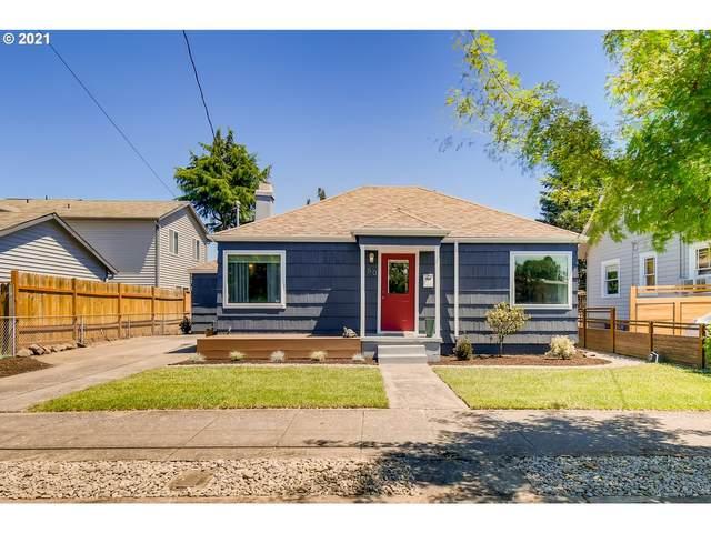 850 NE 74TH Ave, Portland, OR 97213 (MLS #21285354) :: Gustavo Group