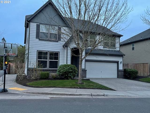 1864 SW Willowview Ter, Aloha, OR 97003 (MLS #21285484) :: Stellar Realty Northwest