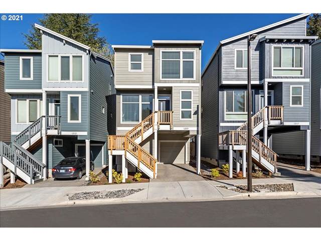 12119 SW Tesla Ter, Beaverton, OR 97008 (MLS #21285534) :: TK Real Estate Group
