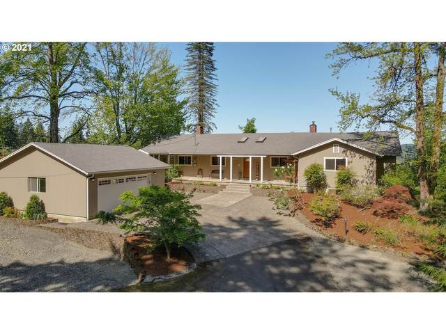 17931 S Dick Dr, Oregon City, OR 97045 (MLS #21285548) :: The Liu Group