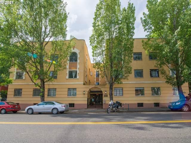 2829 SE Belmont St #303, Portland, OR 97214 (MLS #21285581) :: Keller Williams Portland Central
