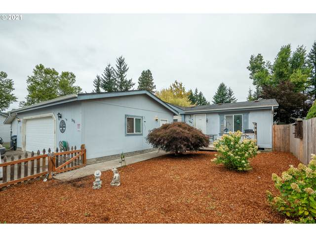 946 Killingsworth Ave, Creswell, OR 97426 (MLS #21285781) :: Song Real Estate