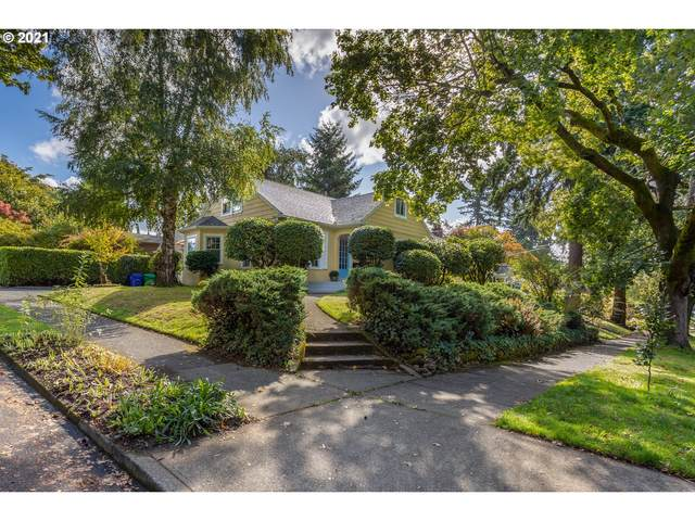 7506 SE 36TH Ave, Portland, OR 97202 (MLS #21285896) :: Song Real Estate