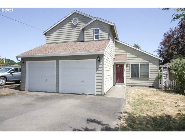 624 N Villa Rd, Newberg, OR 97132 (MLS #21285982) :: Holdhusen Real Estate Group