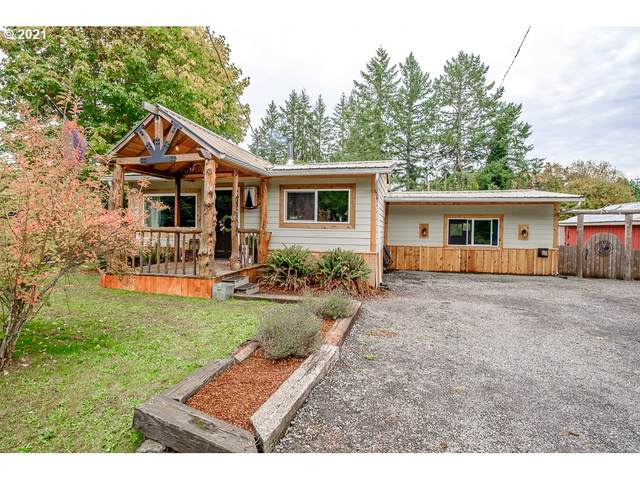 26869 Old Holley Rd, Sweet Home, OR 97386 (MLS #21286177) :: Real Estate by Wesley