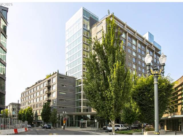 1255 NW 9th Ave #208, Portland, OR 97209 (MLS #21286339) :: Change Realty