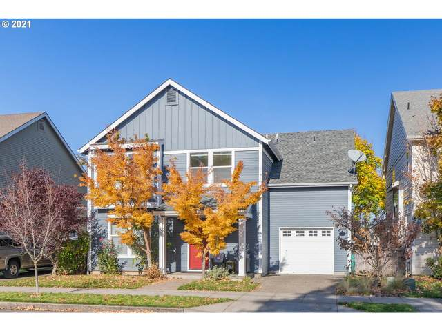 4619 N Houghton St, Portland, OR 97203 (MLS #21286363) :: Brantley Christianson Real Estate