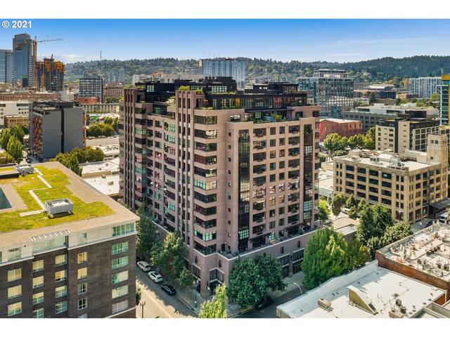 333 NW 9TH Ave #711, Portland, OR 97209 (MLS #21286653) :: McKillion Real Estate Group