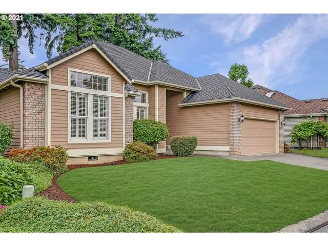 13808 SE 35th St, Vancouver, WA 98683 (MLS #21286698) :: McKillion Real Estate Group