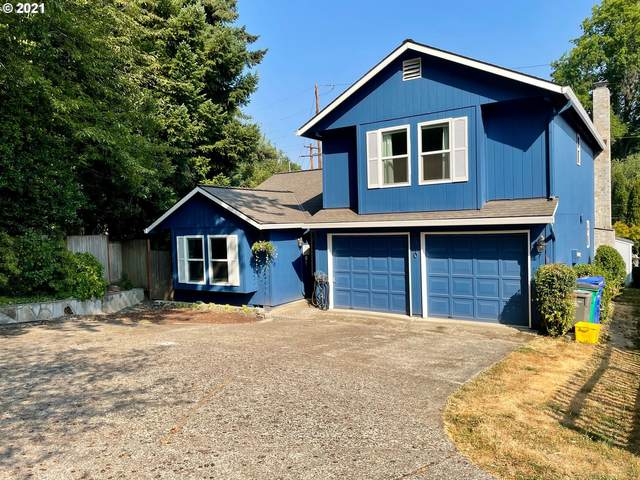 5840 SW 59TH Ct, Portland, OR 97221 (MLS #21287029) :: Premiere Property Group LLC