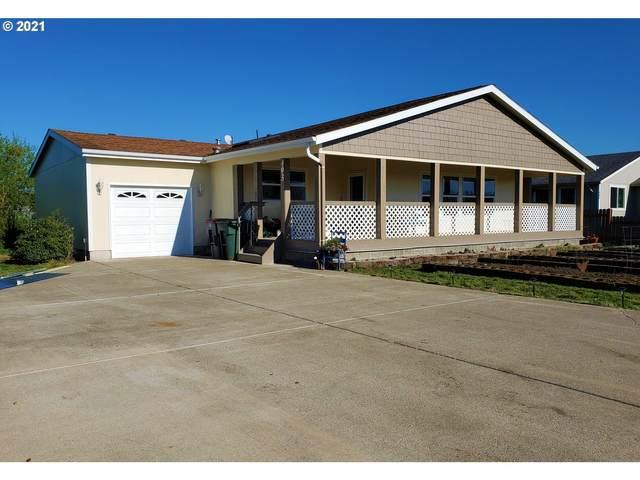 493 NW Richard St, Sheridan, OR 97378 (MLS #21287375) :: Premiere Property Group LLC