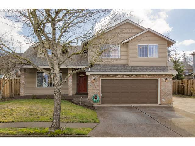 13609 Kestrel Ct, Oregon City, OR 97045 (MLS #21287534) :: Next Home Realty Connection