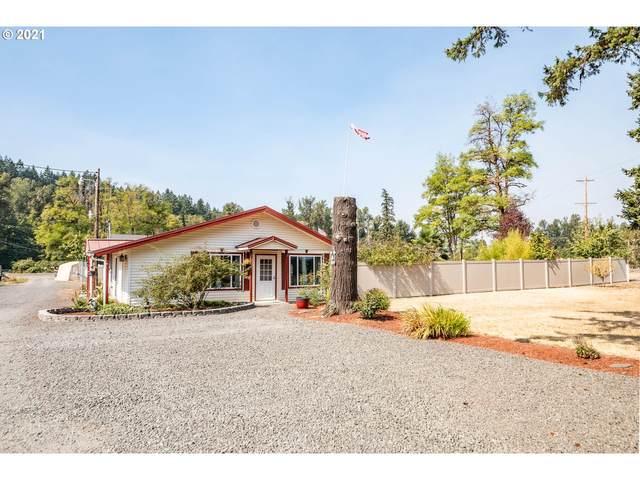 38383 Dexter Rd, Dexter, OR 97431 (MLS #21287572) :: Lux Properties