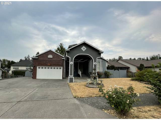 2152 NE 228TH Ct, Fairview, OR 97024 (MLS #21287821) :: The Pacific Group