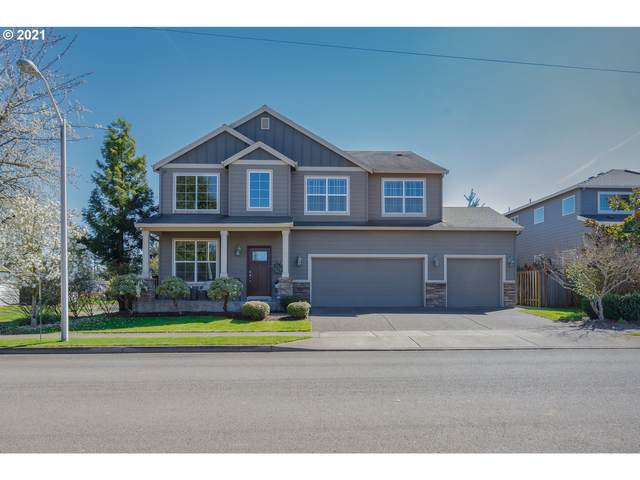 541 NE 22ND Ave, Canby, OR 97013 (MLS #21288054) :: Next Home Realty Connection