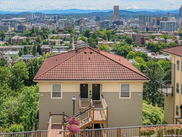 402 NW Uptown Ter 3A, Portland, OR 97210 (MLS #21288334) :: The Liu Group