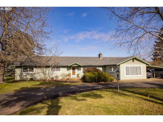 3950 Fairview Dr, Hood River, OR 97031 (MLS #21288381) :: Premiere Property Group LLC