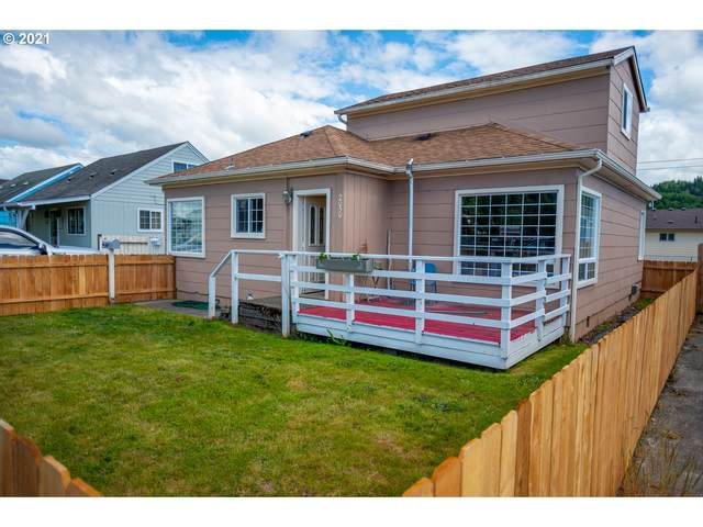 2050 Elm Ave, Reedsport, OR 97467 (MLS #21288444) :: Townsend Jarvis Group Real Estate