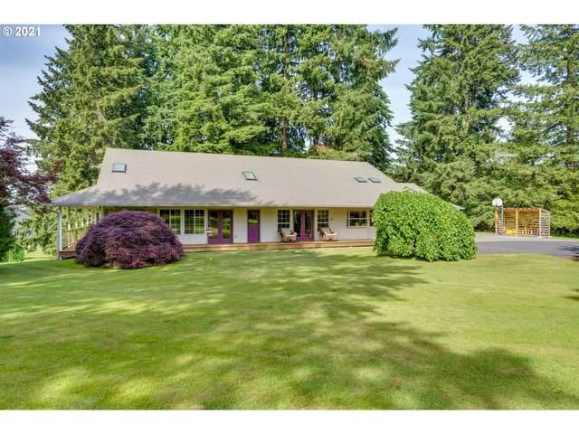 12707 NE 61ST Pl, Vancouver, WA 98686 (MLS #21288465) :: Fox Real Estate Group
