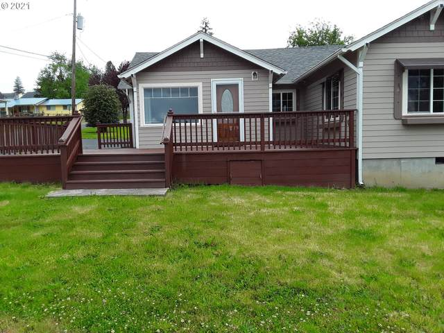 1009 2ND Ave, Vernonia, OR 97064 (MLS #21289433) :: McKillion Real Estate Group