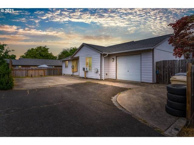 1009 Antioch St, Lebanon, OR 97355 (MLS #21289468) :: Duncan Real Estate Group