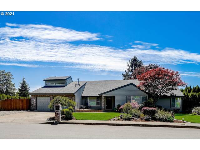 3980 NE Azalea St, Hillsboro, OR 97124 (MLS #21289620) :: Next Home Realty Connection