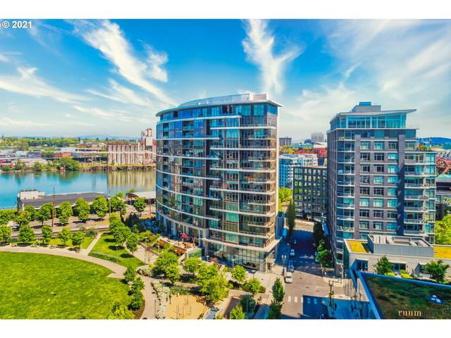 949 NW Overton St #1602, Portland, OR 97209 (MLS #21289693) :: Holdhusen Real Estate Group