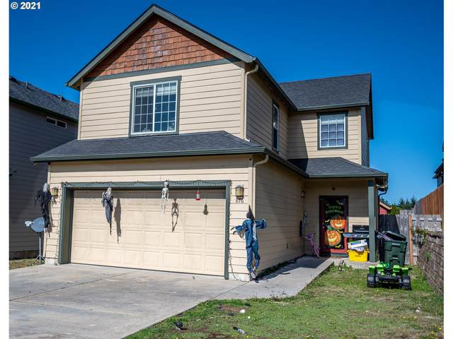 876 Marshall Ave, Coos Bay, OR 97420 (MLS #21289730) :: The Haas Real Estate Team