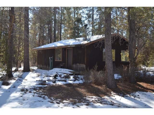 140235 Kokanee Ln, Gilchrist, OR 97737 (MLS #21289864) :: Brantley Christianson Real Estate