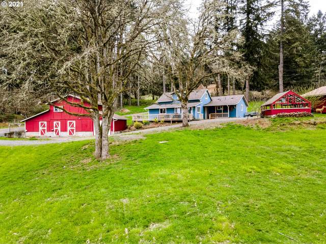 24690 Bolton Hill Rd, Veneta, OR 97487 (MLS #21289867) :: Duncan Real Estate Group