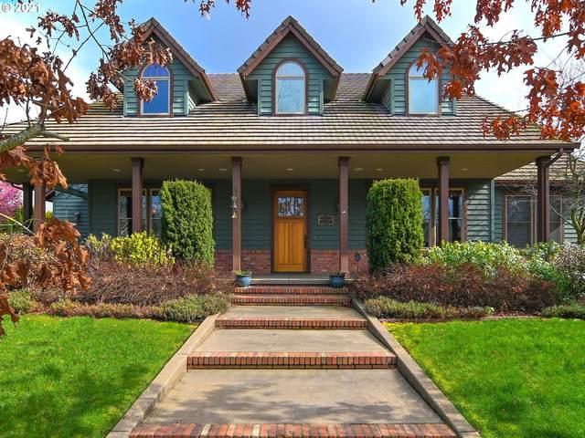 3335 Brookview Dr, Eugene, OR 97401 (MLS #21289970) :: Duncan Real Estate Group
