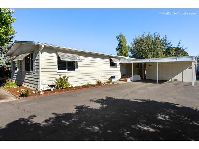 306 Rosedell St, Amity, OR 97101 (MLS #21290205) :: McKillion Real Estate Group