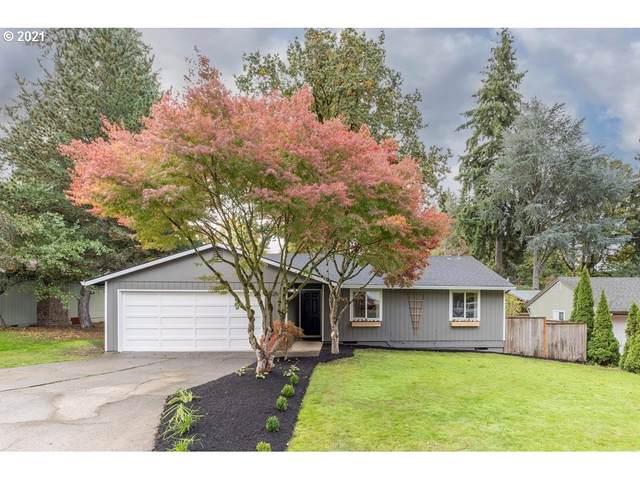 6254 SW Southwood Dr, Portland, OR 97219 (MLS #21290355) :: Song Real Estate